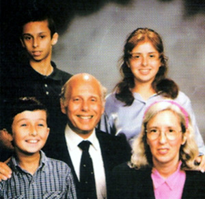 Howard Rothenberg and Family